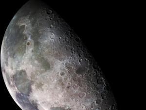 Ανακαλύφθηκε παράξενη ουσία στη «σκοτεινή» πλευρά του φεγγαριού