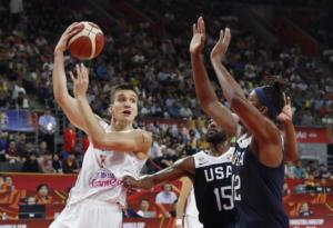 Μουντομπάσκετ 2019: Οι Σέρβοι βύθισαν ακόμα περισσότερο τους Αμερικανούς!