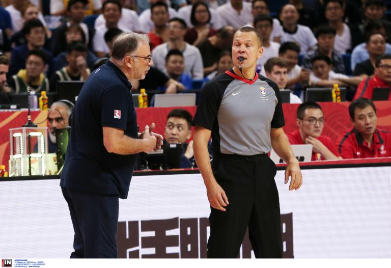 Μουντομπάσκετ 2019: «Ξέφυγε»! Απίστευτο κράξιμο σε Σκουρτόπουλο