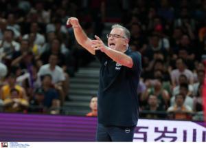 Εθνικής Ελλάδας: Άλλο ματς έβλεπε ο Σκουρτόπουλος! «Ήμασταν ανταγωνιστικοί κόντρα στις ΗΠΑ» – video
