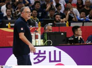 """Μουντομπάσκετ 2019 – Σκουρτόπουλος: """"Δύο χρόνια μόνο κριτική ακούμε"""""""