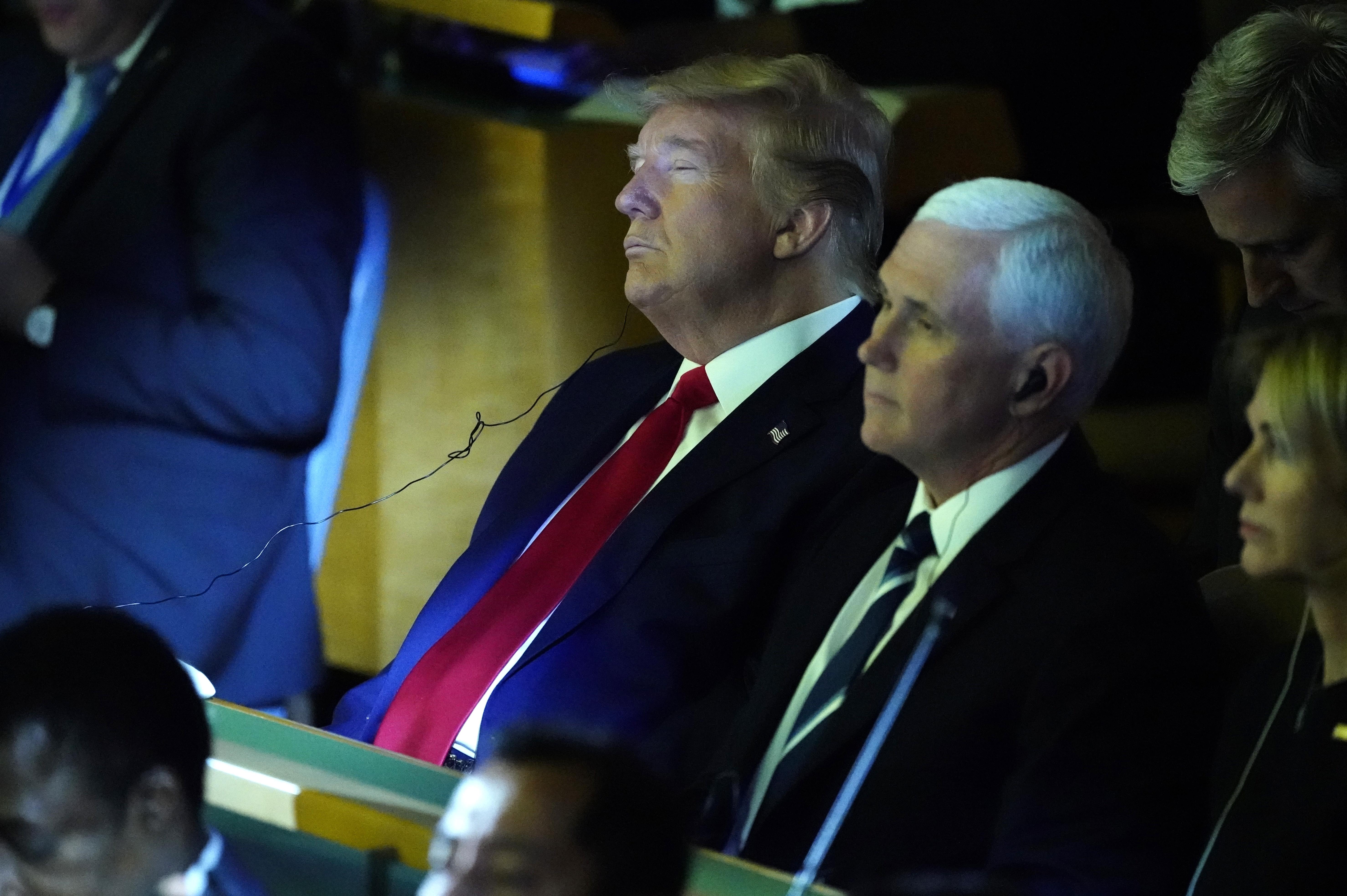 Νανούλια ο Τραμπ στην Σύνοδο του ΟΗΕ για το Κλίμα [pics]