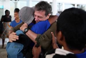 Ελεύθερος Ιρανός ναύτης ήταν 4 χρόνια αιχμάλωτος από Σομαλούς πειρατές