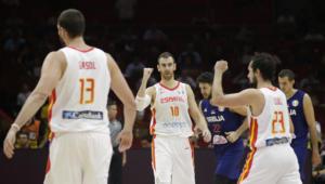 Μουντομπάσκετ 2019: Η Ισπανία «προσγείωσε» τη Σερβία! Τα πρώτα ζευγάρια των προημιτελικών