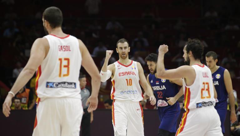 """Μουντομπάσκετ 2019: Η Ισπανία """"προσγείωσε"""" τη Σερβία! Τα πρώτα ζευγάρια των προημιτελικών"""