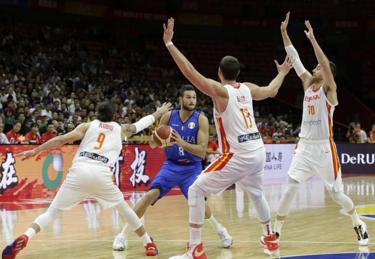 Μουντομπάσκετ 2019: Αποκλείστηκε η Ιταλία! Πρόκριση με ανατροπή για την Ισπανία
