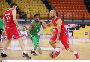Ολυμπιακός: Έχασε από την Ούνικς Καζάν στο ΣΕΦ!
