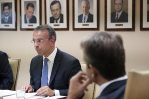Τι θα πει ο Σταϊκούρας στο Eurogroup: Τα ισχυρά χαρτιά και η αχίλλειος πτέρνα