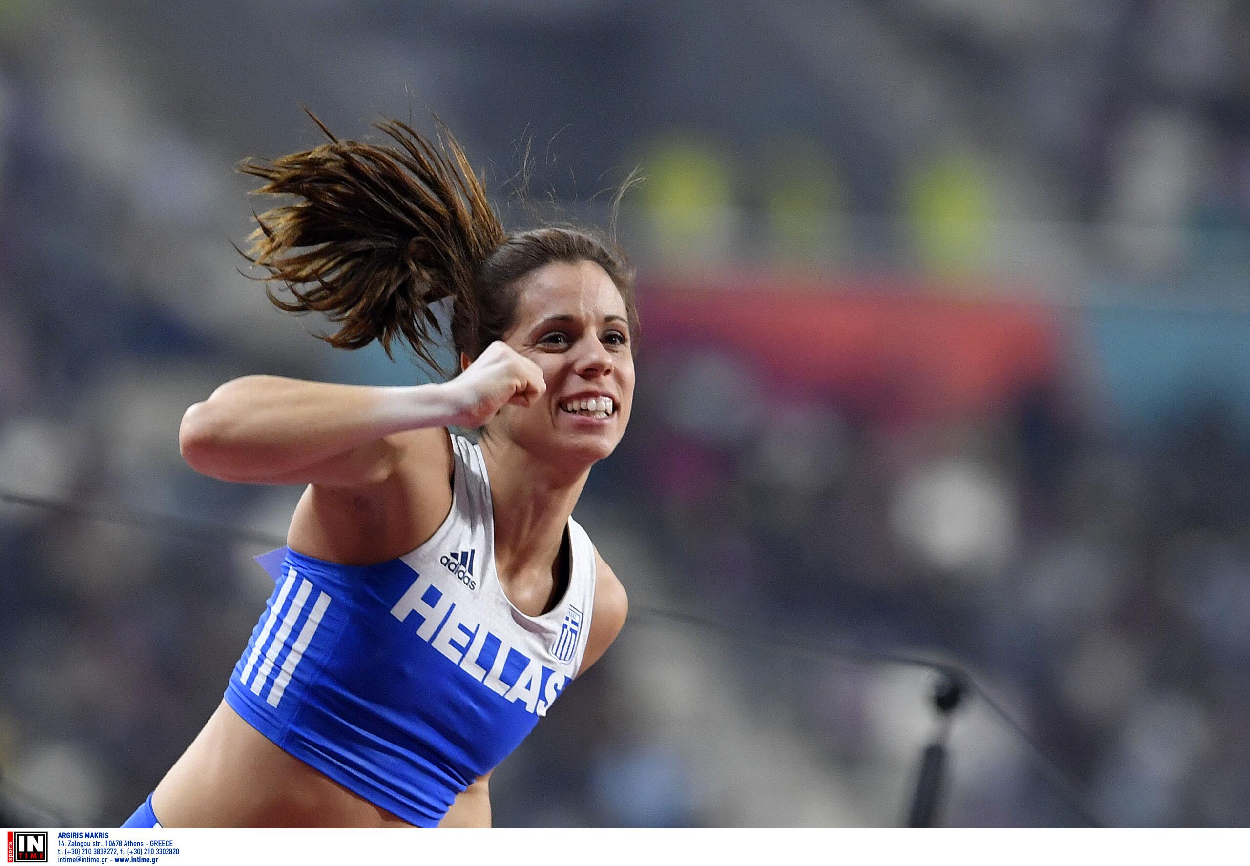 Παγκόσμιο στίβου: Χάλκινη η Κατερίνα Στεφανίδη! Πρώτο μετάλλιο για την Ελλάδα – video