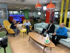 Newsit – σύσκεψη: Η ΔΕΘ και το μέτρο έκπληξη της κυβέρνησης