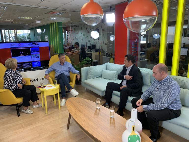 Newsit – σύσκεψη: Τα παραλειπόμενα της ΔΕΘ και όσα δεν ακούσαμε