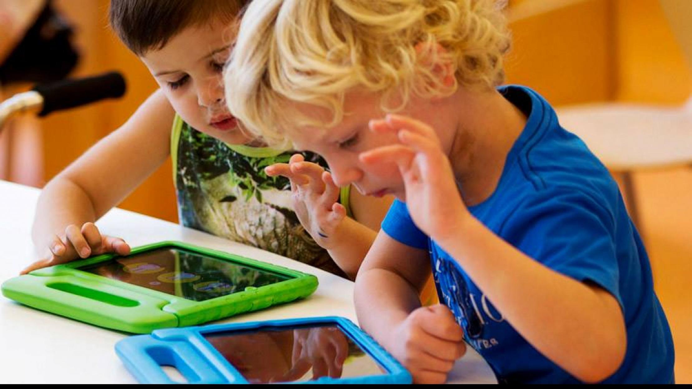 Στοιχεία – σοκ: 9 στα 10 παιδιά ηλικίας 7- 12 χρονών έχουν τάμπλετ ή smartphone!