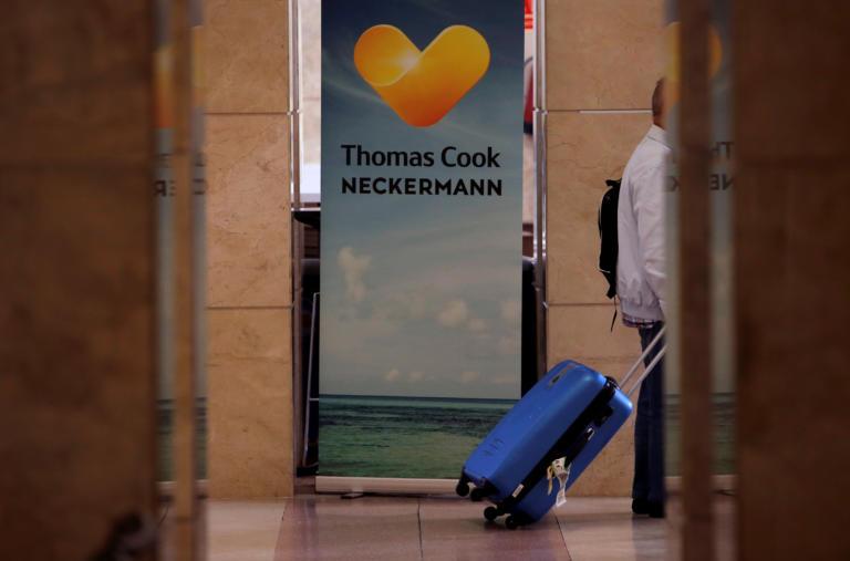 "Thomas Cook: Πάνω από 3,1 δισεκατομμύρια λίρες ""μαύρη τρύπα"" στον ισολογισμό"