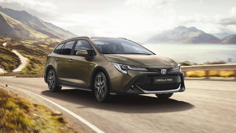 Η νέα έκδοση της Toyota Corolla είναι για να πάρεις τα… βουνά! [pics]