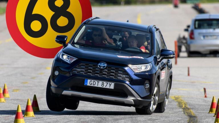 Προβληματίζει στο τεστ «ταράνδου» το νέο Toyota RAV4 [vid]