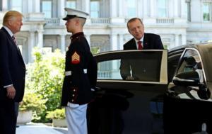 Συρία: Οι κυρώσεις ΗΠΑ στην Τουρκία – Τρεις υπουργοί στο στόχαστρο