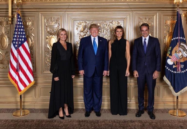 Πρεσβεία ΗΠΑ: Το ραντεβού Μητσοτάκη – Τραμπ ήταν προγραμματισμένο