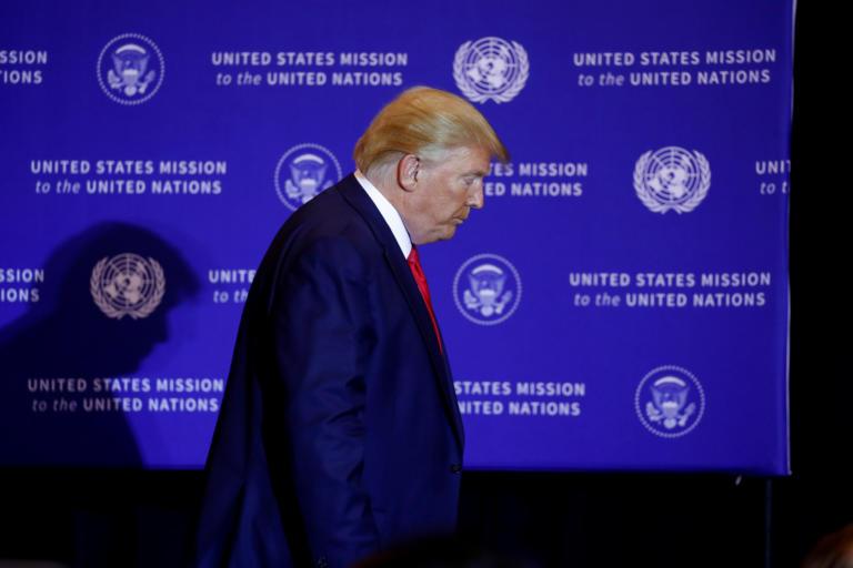 ΗΠΑ: Άγριο «κράξιμο» σε Τραμπ… απ' όλους για την Συρία