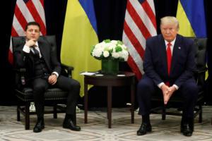 Μάρτυρας «καίει» τον Τραμπ για την συνομιλία του με τον Ζελένσκι