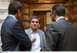 Τσακαλώτος: Ο Μητσοτάκης παραδέχτηκε τη συμφωνία που πετύχαμε για το χρέος