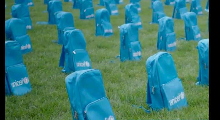 ΟΗΕ: 3.758 «τάφοι» από… σχολικές τσάντες – video