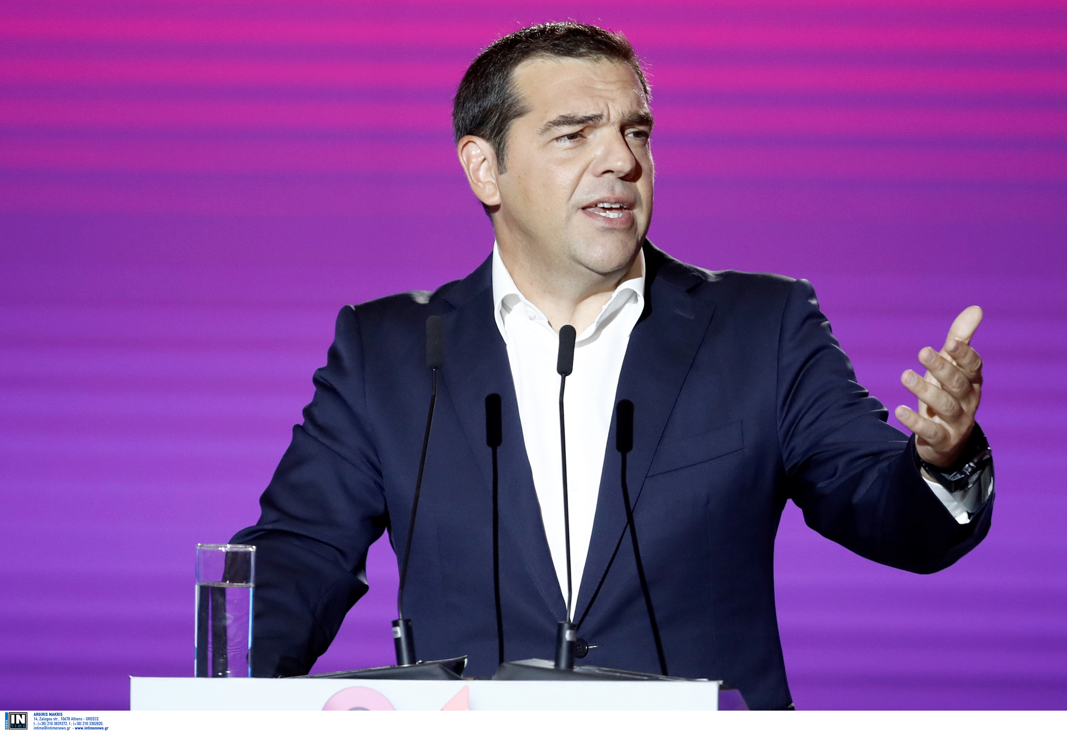 Τσίπρας: Κάναμε μια πατριωτική συμφωνία με τα Σκόπια και μας πολέμησαν
