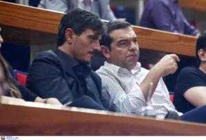 Τσίπρας – Γιαννακόπουλος μαζί στο ΟΑΚΑ! – video