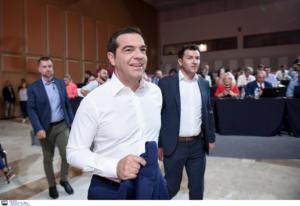 ΔΕΘ 2019: Το μυαλό του Τσίπρα… στον τελικό του Μουντομπάσκετ