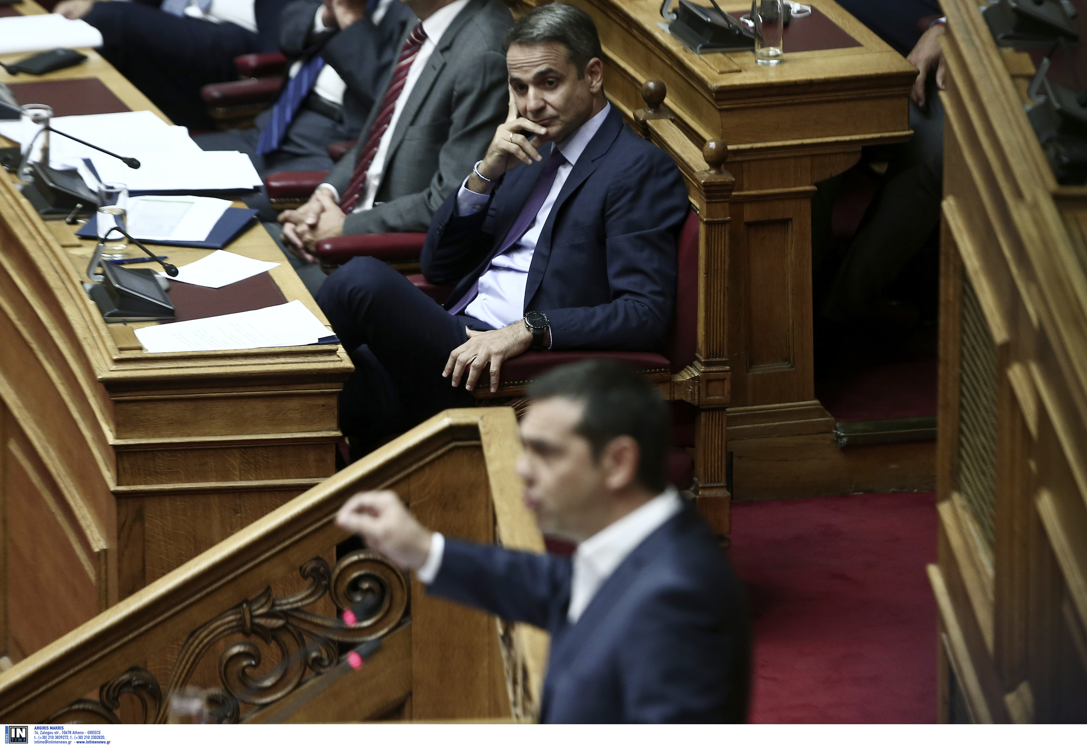 ΣΥΡΙΖΑ για συνεπιμέλεια:«Ο κ. Μητσοτάκης φοβάται ότι δεν ελέγχει την Κοινοβουλευτική του Ομάδα»