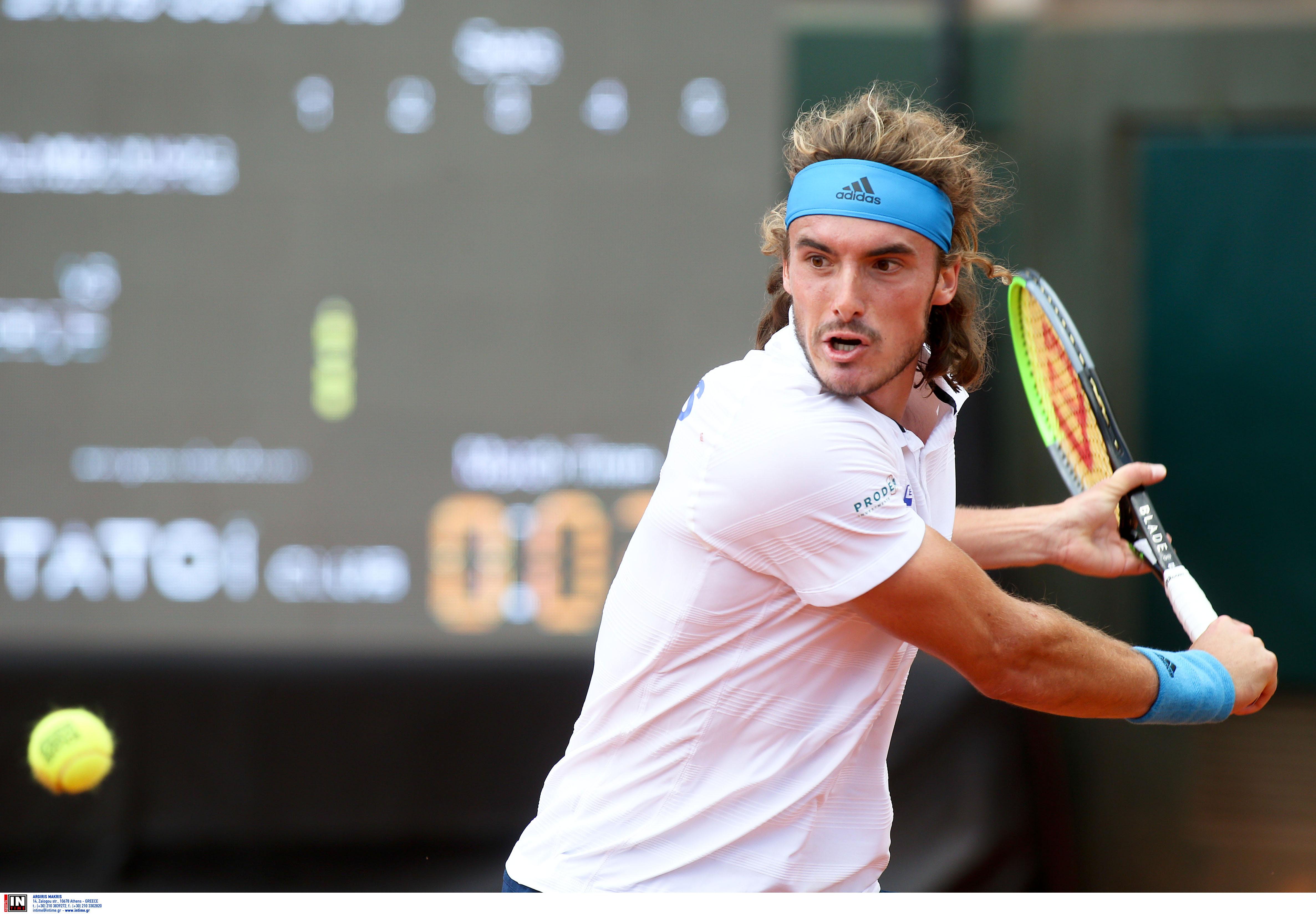 "Davis Cup: Επιβλητικός Τσιτσιπάς! Όλα θα κριθούν στο ""διπλό"""