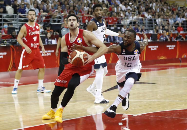 Μουντομπάσκετ 2019: Ερντογάν και τουρκικά ΜΜΕ πανηγυρίζουν για την ήττα της Εθνικής τους!