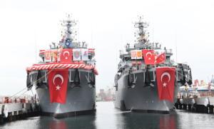 Η ημισέληνος των Τούρκων