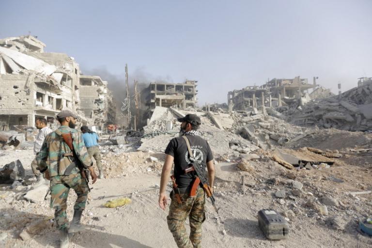 Τζιχαντιστές του Ισλαμικού Κράτους σκότωσαν στρατιωτικούς σε ενέδρα στο Σινά!