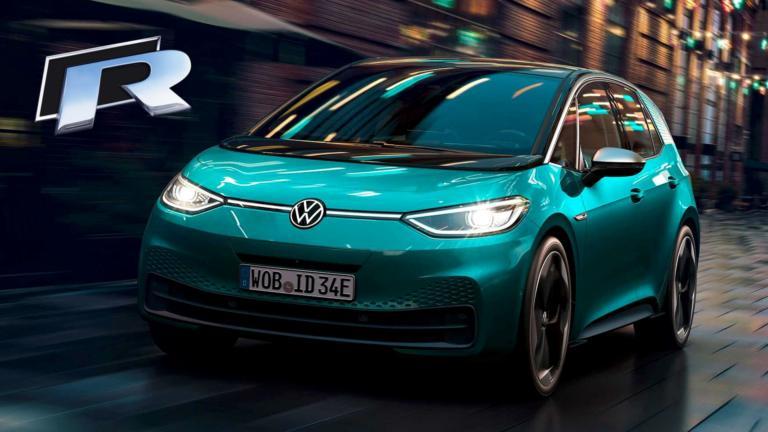 Η Volkswagen ετοιμάζει και μια σπορ έκδοση του ηλεκτρικού ID.3