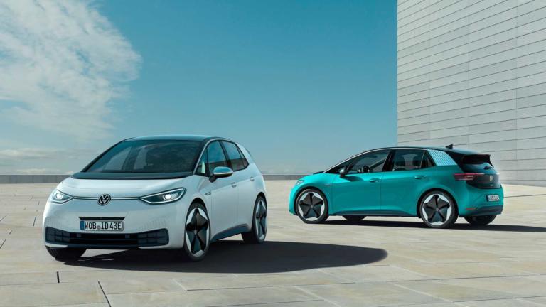 Νέο Volkswagen ID.3: Tο ηλεκτρικό αυτοκίνητο του λαού [vid]