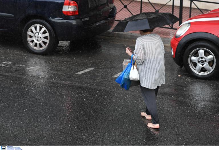 Καιρός: Από το απόγευμα έρχονται καταιγίδες – Σε πτώση η θερμοκρασία