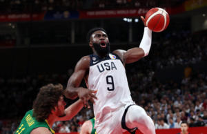"""Μουντομπάσκετ 2019: Άνετα οι ΗΠΑ! """"Κλείδωσαν"""" τα ζευγάρια στους """"8"""""""