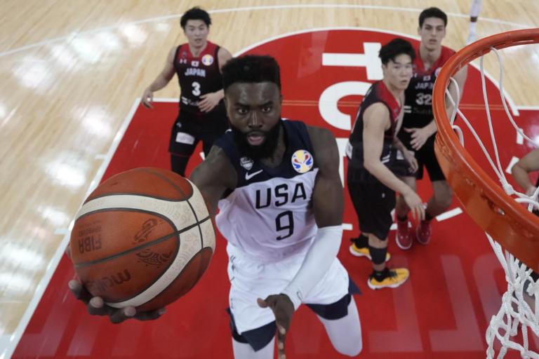 Μουντομπάσκετ 2019: Χωρίς Τέιτουμ οι ΗΠΑ! Πρόβλημα και με Γουόκερ