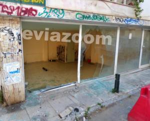 Εύβοια: Αυτοκίνητο «καρφώθηκε» σε τζαμαρία για… πέμπτη φορά [pics, video]