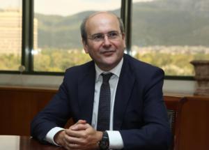 Χατζηδάκης: Συζητάμε για με την Eldorado Gold για υψηλότερα δικαιώματα χρήσης