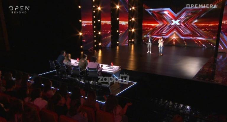 Δεν φαντάζεστε ποιος πήγε στο X Factor – Εμείνε «κάγκελο» ο Γιώργος Θεοφάνους!