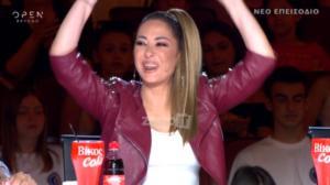 Απίστευτα λικνίσματα της στο X Factor – Σηκώθηκε από την καρέκλα και έγινε χαμός!
