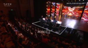 Η συγκλονιστική ερμηνεία που άφησε άφωνους τους κριτές του X Factor!