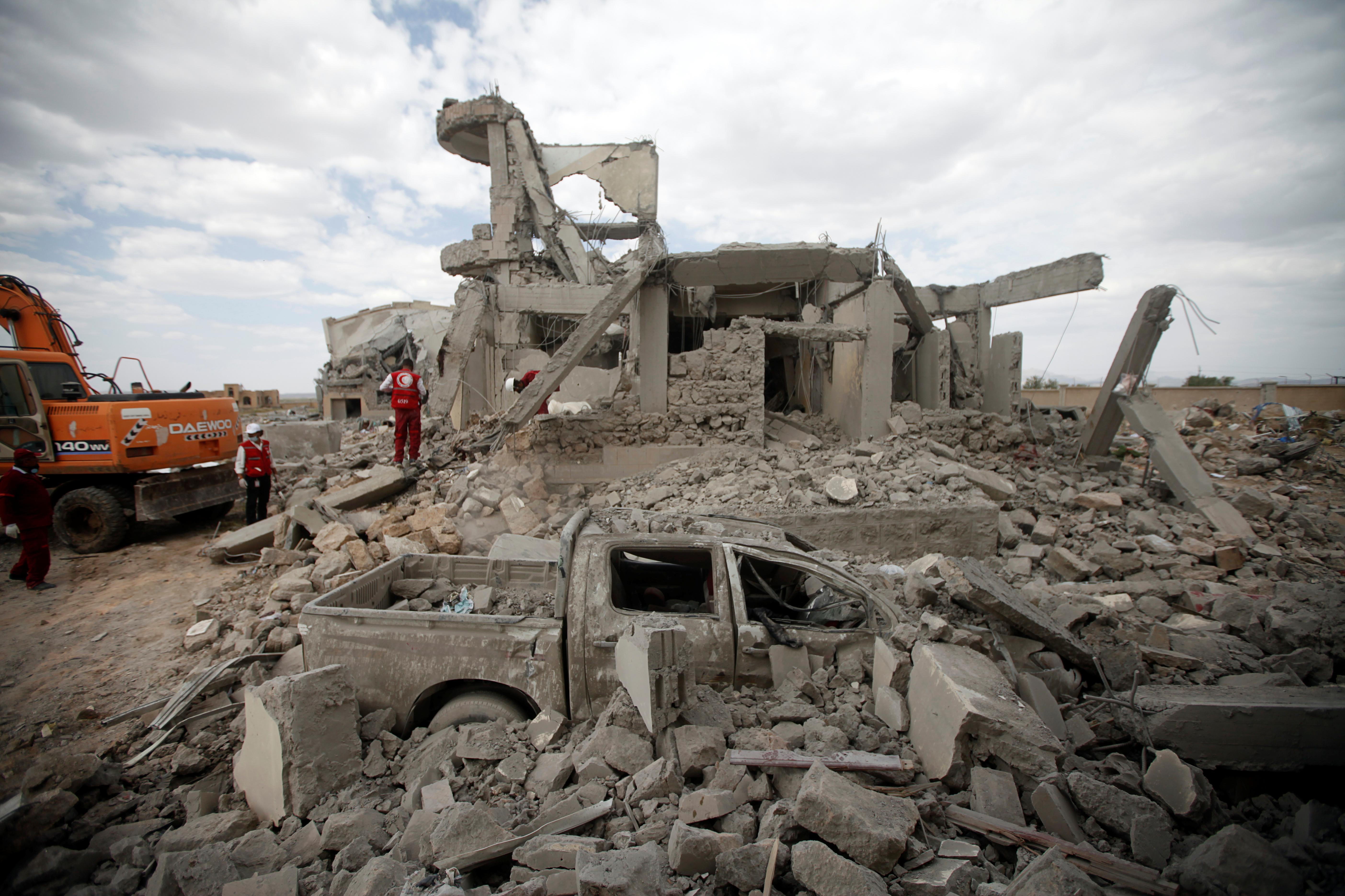 Υεμένη: Σφοδρές μάχες για την κατάληψη της Μαρίμπ – Τουλάχιστον 70 νεκροί
