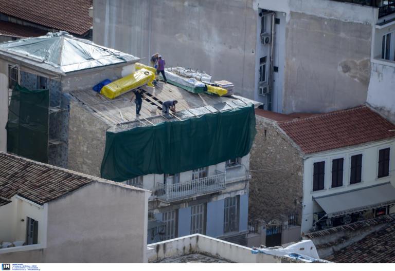 Παγώνουν όλες οι οικοδομικές δραστηριότητες στον Υμηττό!
