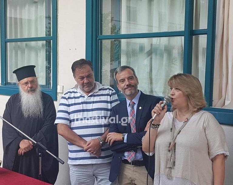 Θεσσαλονίκη: Το πρώτο κουδούνι και η συγκίνηση του Ζέρβα – «Αισθάνομαι πρωτάκι και εγώ» – video