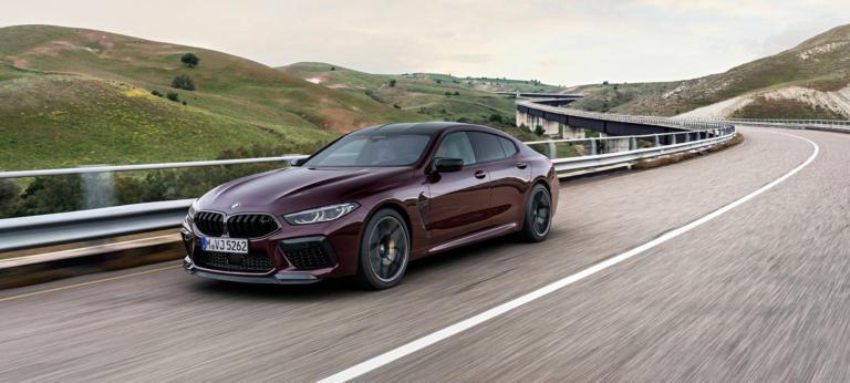 BMW M8 Gran Coupe: Νέο πολυτελές τετράθυρο κουπέ! [pics]
