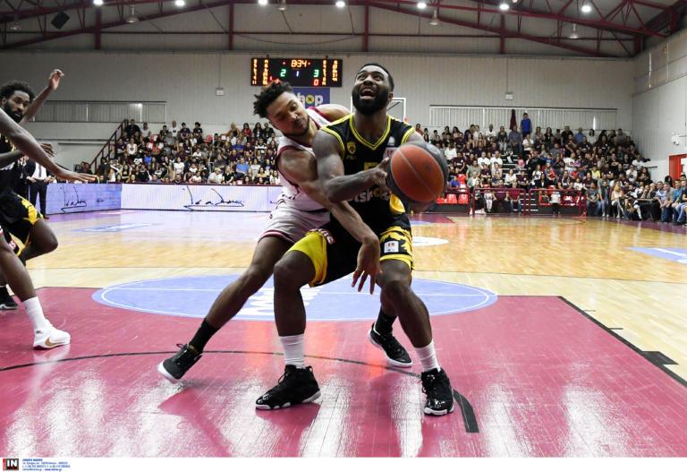 Basket League: «Φωτιά» ο Ήφαιστος! «Έλιωσε» την ΑΕΚ στη Λήμνο – videos