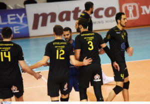 Volley League: Οριστικό! Εκτός πρωταθλήματος η ΑΕΚ
