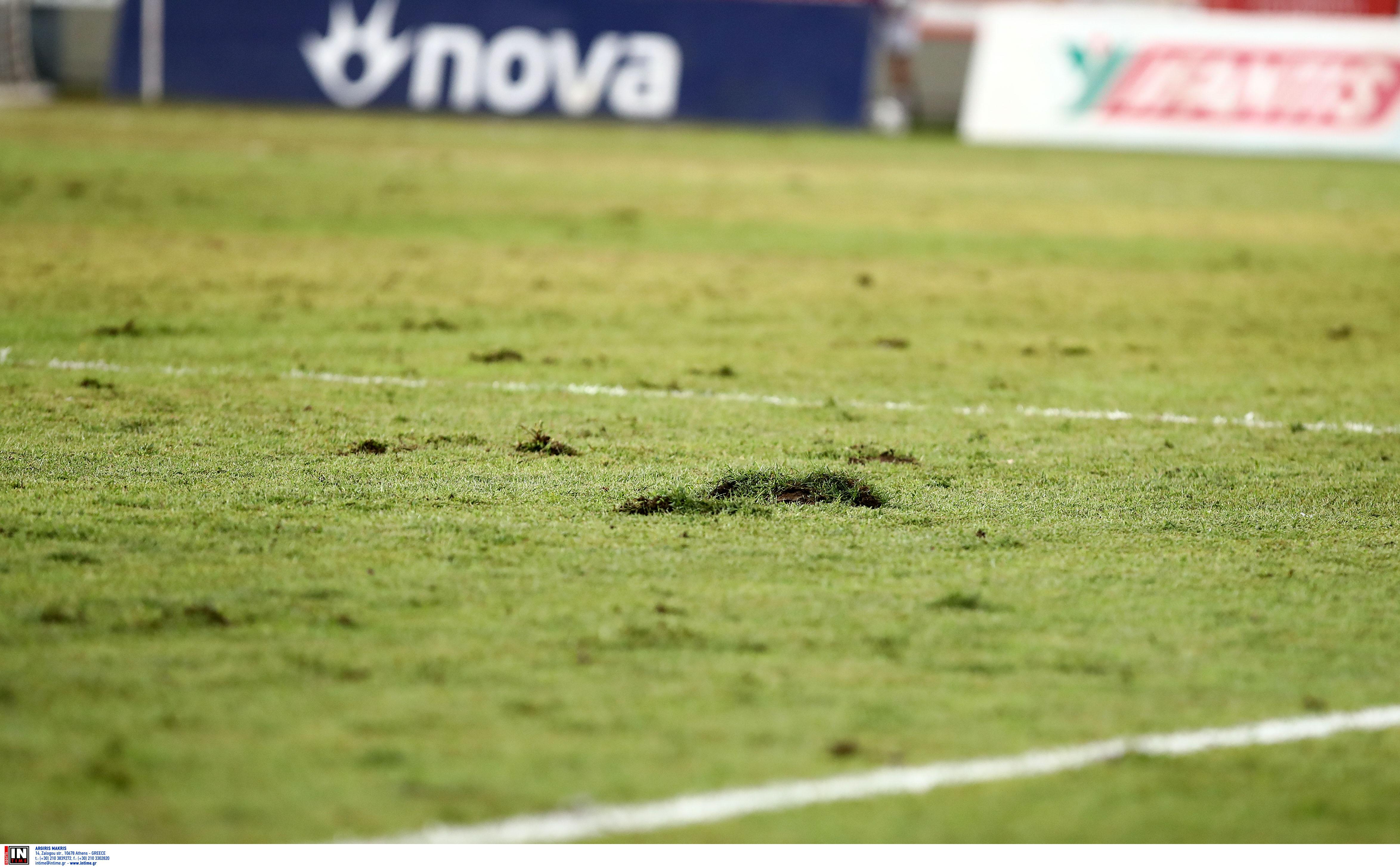 """ΑΕΛ: Το πήραν απόφαση! Αντικατάσταση του χλοοτάπητα στο """"ΑΕL FC Arena"""""""